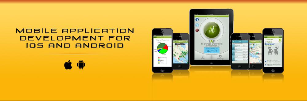 Mobile Apps Development Labs