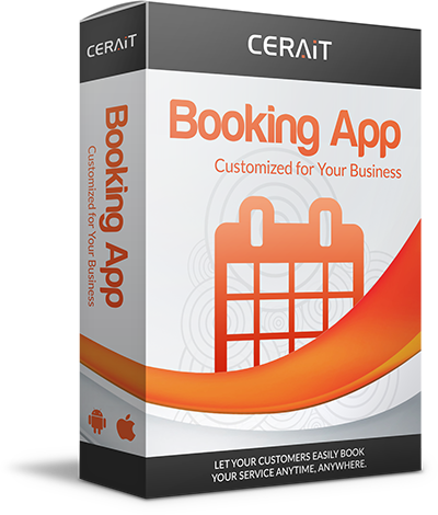 mobile booking app