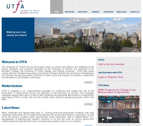 UTFA Toronto Canada