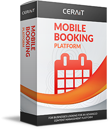 Online booking platform and a mobile app for booking appointments for your services